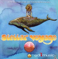 Various - Stellar Voyage: Rare Rock Grooves And Fusion From Norway (CD)