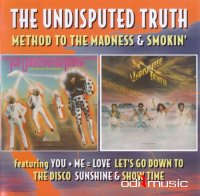 The Undisputed Truth - Method To The Madness (1976) & Smokin' (1979) [2CD] [2015, Remastered Reissue]