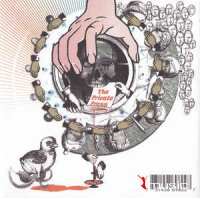 Cover Album of DJ Shadow - The Private Press (CD, Album)