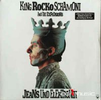 King Rocko Schamoni And The Explosions - Jeans Und Elektronik (Vinyl)