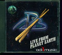 Artimus Pyle Band - Live From Planet Earth (CD, Album)