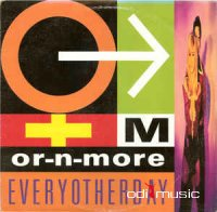 Or-N-More – Everyotherday (VLS) (1991)