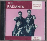 The Radiants - The Ultimate Collection (CD)