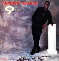 Anthony Watson (2) - 9 Days Of Love (Vinyl, LP, Album)