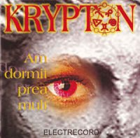 Krypton (9) - Am Dormit Prea Mult (CD, Album)
