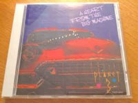 Planet 3 - A Heart From The Big Machine (CD, Album)