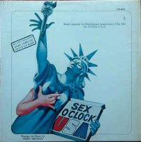 Mort Shuman - Sex O'Clock U.S.A. (Original Motion Picture Soundtrack)
