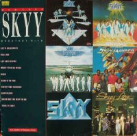 Cover Album of New York Skyy - Greatest Hits (Vinyl, LP)