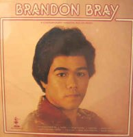 Cover Album of Brandon Bray - Brandon Bray (Vinyl, LP, Album)