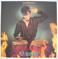 Cover Album of Bashung - Play Blessures (Vinyl, LP, Album) (1982)