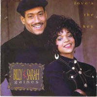 Billy & Sarah Gaines - Love's The Key (CD, Album)