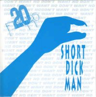 20 Fingers - Short Dick Man (Vinyl) (Maxi Single)