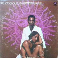 Cover Album of Bruce Cloud - California Soul (1969)