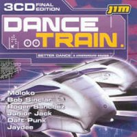 Cover Album of Various - Dance Train - Final Edition (CD) 3X CD