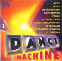 VA - Dance Machine Club Edition 1 2CD-1995