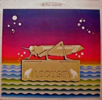 Locust (4) - Alpha Waves (Vinyl, LP, Album)