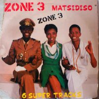 Zone 3 - Matsidiso - Vinyl,LP, Album (1987)