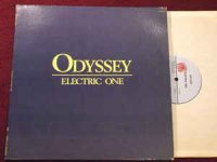 Cover Album of Odyssey (23) - Electric One (Vinyl, LP)