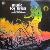 Cover Album of Orchestra Gianni Fallabrino - Music For Brass (Serie Grandi Orchestre)
