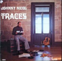 Johnny Nicol - Traces (Vinyl, LP, Album) RARE FLAC
