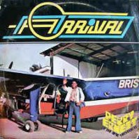 Perry Ernest & The Afro Vibrations - Arrival (Vinyl, LP, Album)