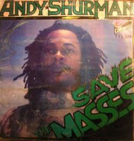 Andy Shurman - Save The Masses (Vinyl, LP, Album)