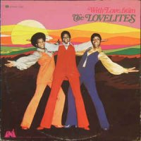Cover Album of The Lovelites - With Love From The Lovelites (Vinyl, LP)