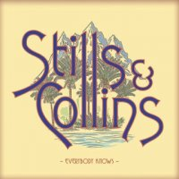 Cover Album of Stephen Stills & Judy Collins - Everybody Knows (2017)