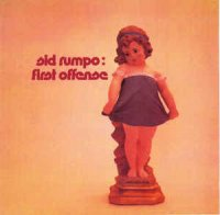 Sid Rumpo - First Offense (CD, Album)