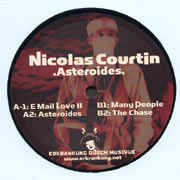 Nicolas Courtin - Asteroides (12inch)