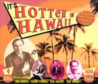 Various - It's Hotter In Hawaii (CD)