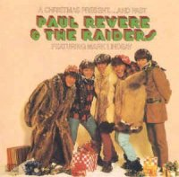 Cover Album of Paul Revere & The Raiders - A Christmas Present...and Past (CD)