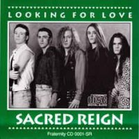 Sacred Reign - Looking For Love (CD, Album)