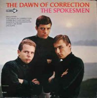 Cover Album of The Spokesmen - The Dawn Of Correction (Vinyl, LP, Album)