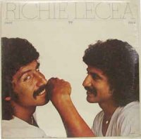 Richie Lecea - Face To Face (Vinyl, LP, Album)