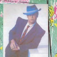 Cover Album of Elton John - Jump Up! (CD, Album)