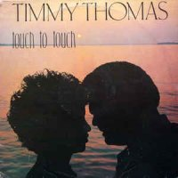 Timmy Thomas - Touch To Touch (Vinyl, LP, Album)
