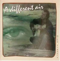 Cover Album of Mike Francis - A Different Air (CD, Album)