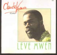 Cover Album of Claude Vamur - Leve Mwen (CD, Album)