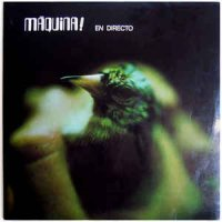 Cover Album of Máquina! - En Directo (Vinyl, LP, Album)