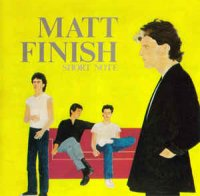 Cover Album of Matt Finish - Short Note (CD, Album)