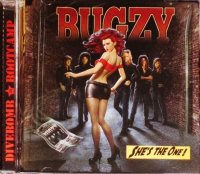 Bugzy - She's The One CD 2018 Tribunal / Divebomb Records USA
