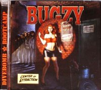 Bugzy - Center Of Attraction CD 2018 Tribunal / Divebomb Records