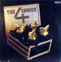 Cover Album of The Choice 4 - The Choice 4 (Vinyl, LP, Album)