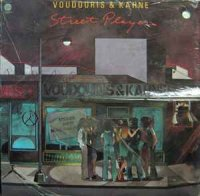 Cover Album of Voudouris & Kahne - Street Player (Vinyl, LP, Album)