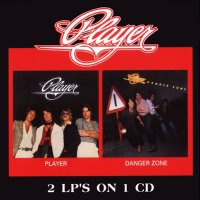 Player (4) - Player (1977) & Danger Zone (1978) (2 in 1) 2001 (USA, Pop, Pop-Rock)