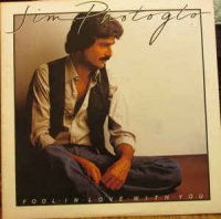 Cover Album of Jim Photoglo - Fool In Love With You (Vinyl, LP, Album)
