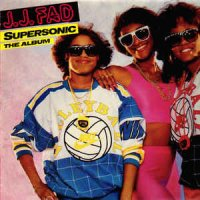 J.J. Fad - Supersonic (Vinyl) THE ALBUM