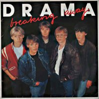 Drama (7) - Breaking Away (Vinyl, LP)