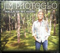 Jim Photoglo - Halls Of My Heart (CD, Album)